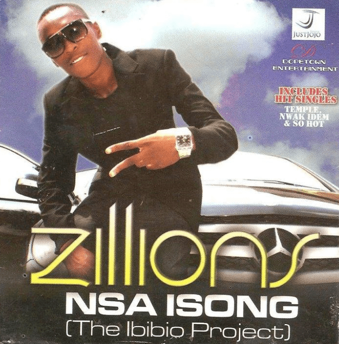 Throw Back Music: Zillions – Nsa Isong [Music + Video]