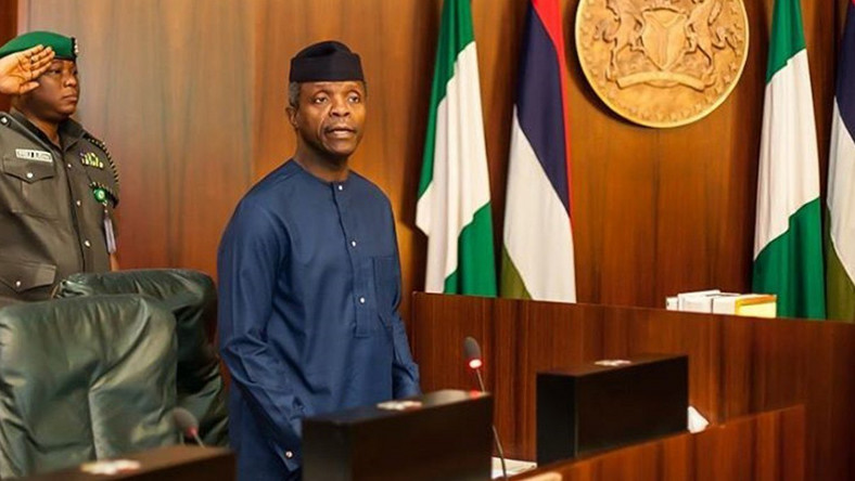 Vice President Osinbajo is off to Ghana