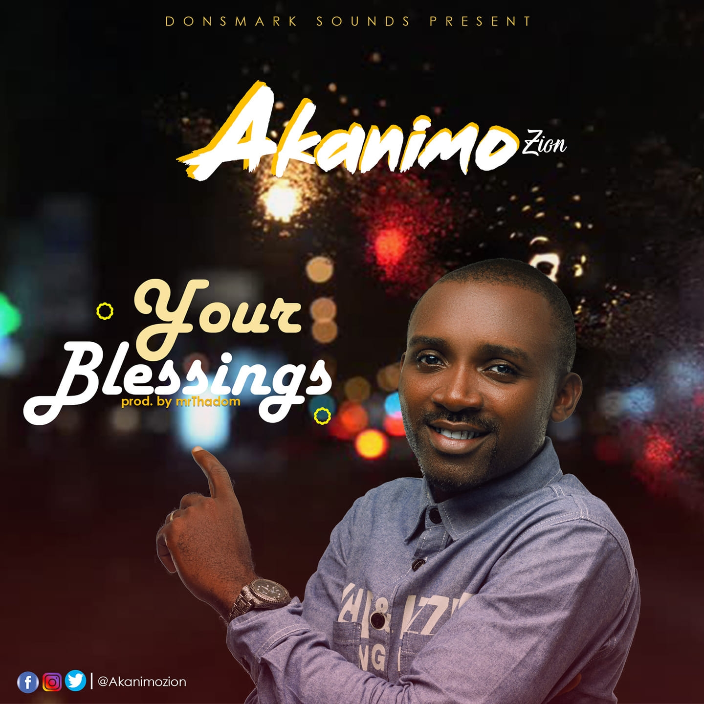 Music: Akanimo Zion – Your Blessing
