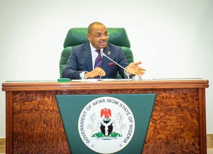 Gov.Emmanuel imposes 15-hour curfew on Akwa Ibom State