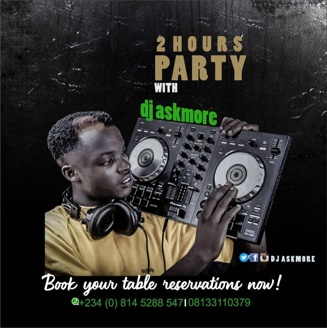 DJ ASKMORE | Biography & History : All you need to know about DJ ASKMORE