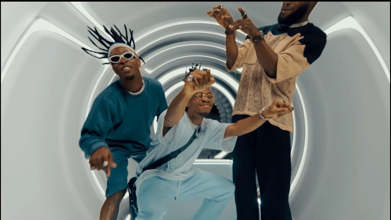 VIDEO: DJ Neptune, Joeboy and Laycon serve the video for 'Nobody (Icons Remix)'