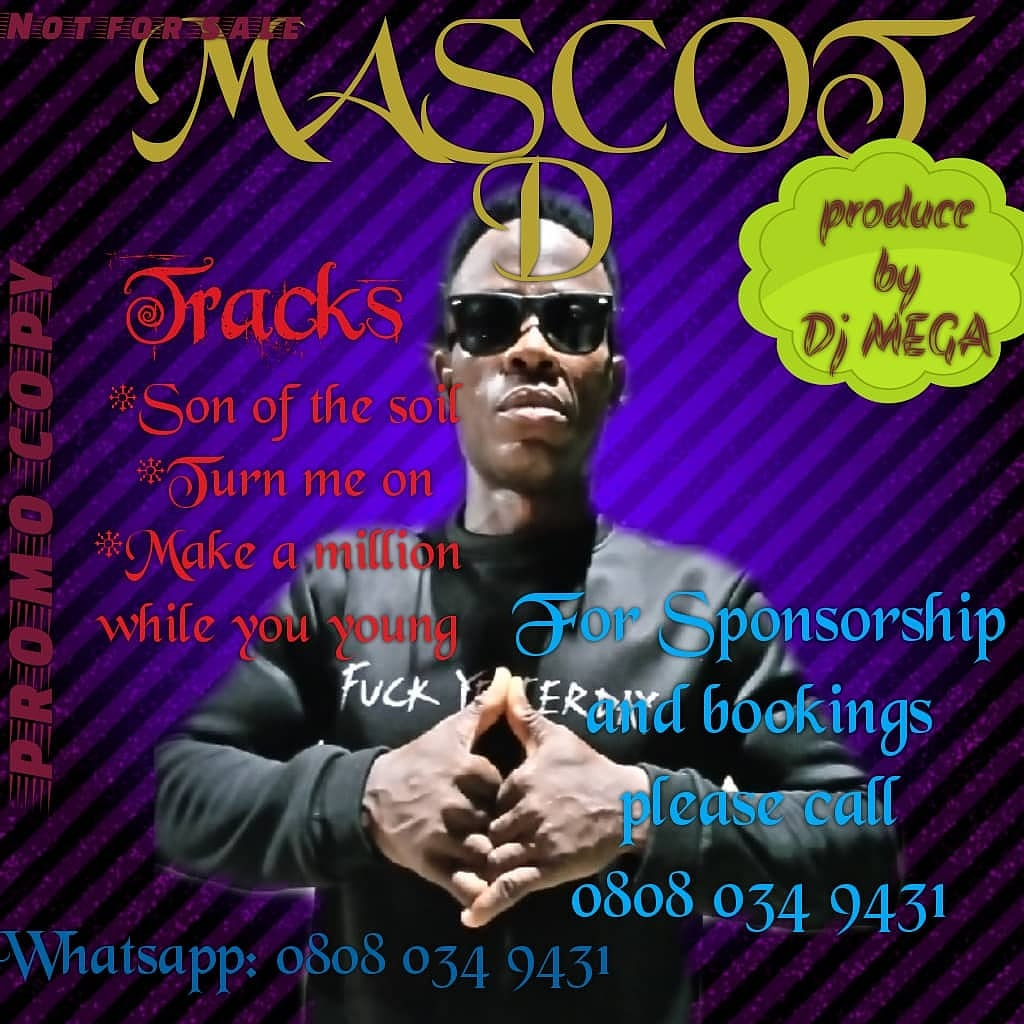 DOWNLOAD: Mascot D – LATEST ALBUM