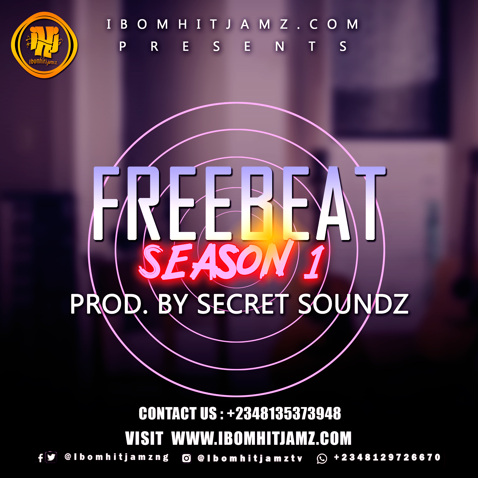 DOWNLOAD: Free Beat – Secret Soundz