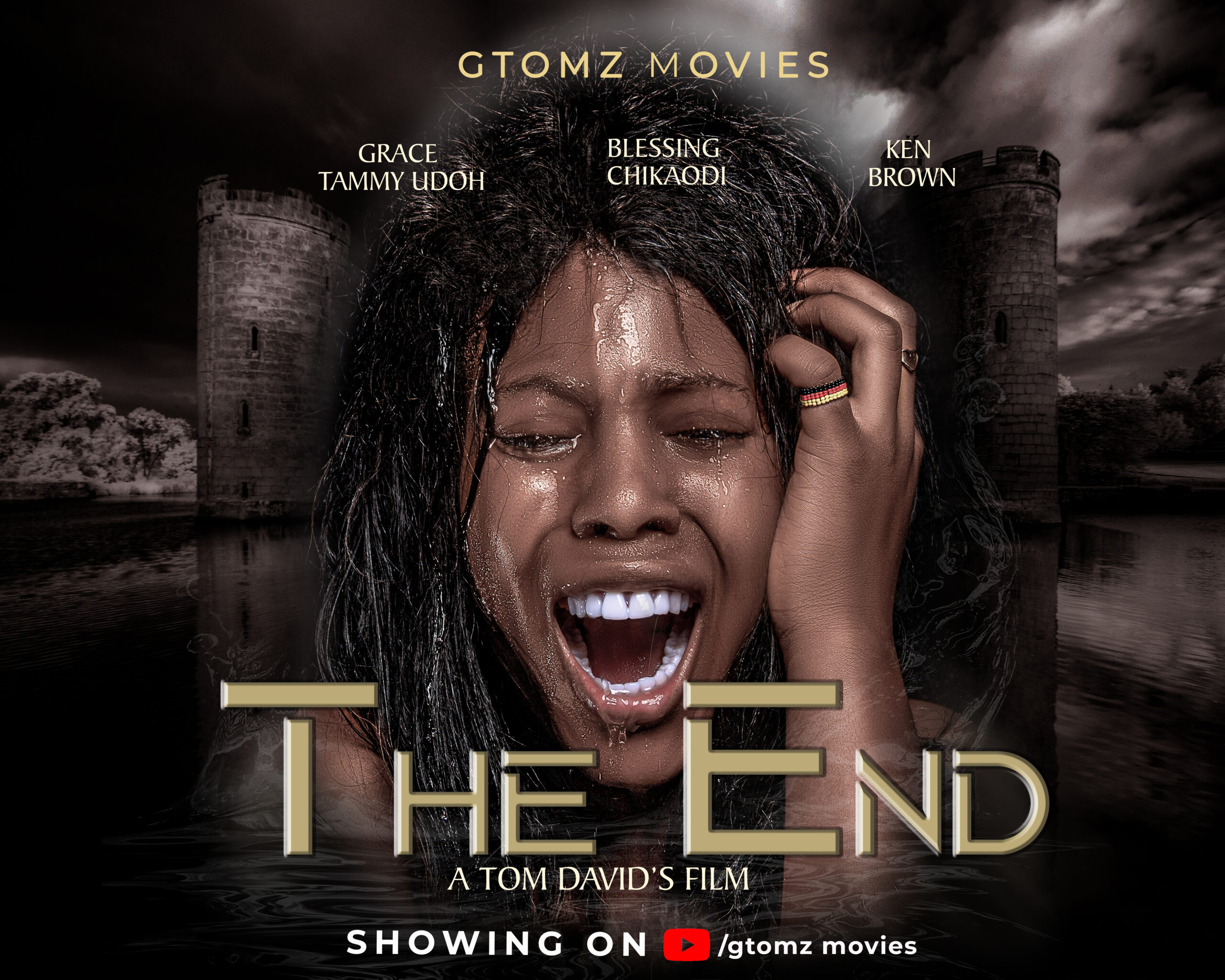 """Nollywood MOVIE Titled """"THE END"""" Watch Now"""